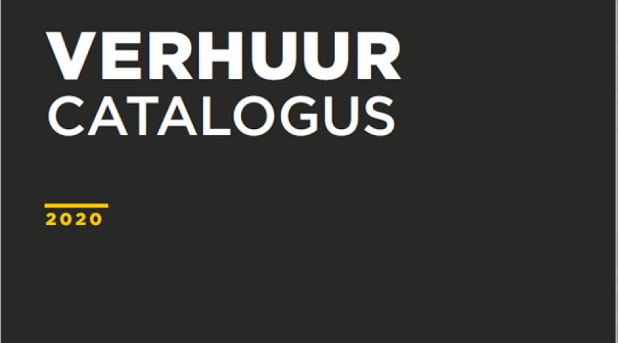 Verhuur Catalogus